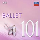 芭蕾名曲101 CD 6片裝 Ballet 101  (音樂影片購)