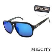 ME&CITY 韓版飛行員偏光太陽眼鏡 抗UV400(ME1107 F07)