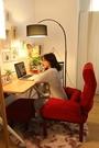 單人椅 沙發家用臥室客廳休閒電腦沙發椅陽臺折疊靠背躺椅單人小沙發TW【快速出貨八折搶購】