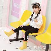 兒童雨鞋男童女童加絨雨靴防滑膠鞋寶寶卡通水鞋學生小孩水靴 小艾時尚
