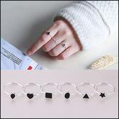 現貨+快速★開口可調節戒指★ifairies【55921】