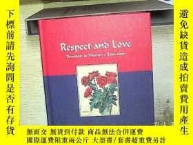 二手書博民逛書店Respect罕見and Love(13)Y180897