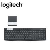 [富廉網] 羅技 Logitech K375s 中文藍牙&無線雙介面鍵盤 附手機支架