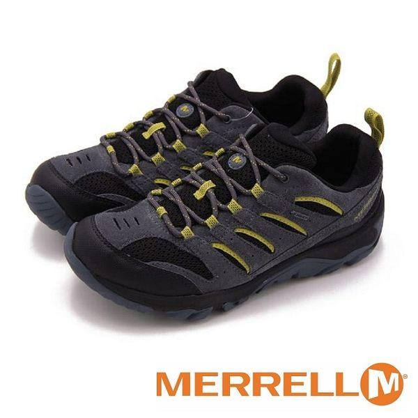 MERRELL WHITE PINE  GORE-TEX防水專業功能健行登山 男鞋-深灰(另有棕、黑)