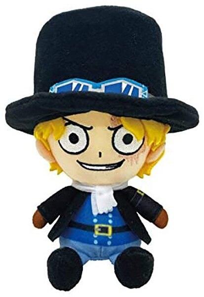 【薩波 絨毛玩偶】航海王 薩波 絨毛玩偶 娃娃 one-piece 日本正版 該該貝比日本精品