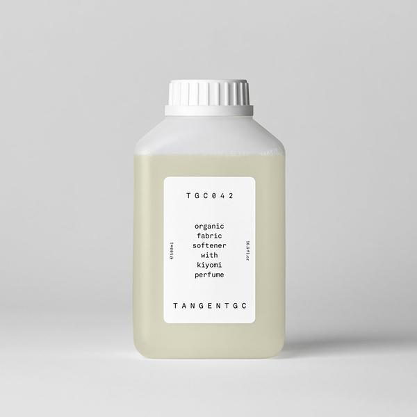 瑞典 TangenTGC Fabric Softener TGC042 500ml《柔心》瑞典衣物清潔系列 橘橙香味 衣物柔軟精
