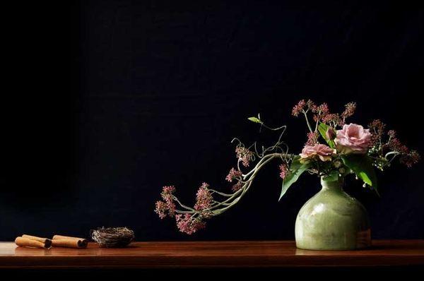 模擬花套裝花藝 客廳玄關假花幹花裝飾品商業插花- 12950049