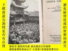 二手書博民逛書店【罕見原版 】China Calling 1936年版。Y171