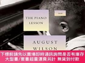 二手書博民逛書店The罕見Piano LessonY255174 August Wilson Theatre Communic