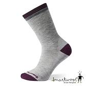 Smartwool 女 中級減震徒步印花中長襪-校園風『塵灰』SW004062 美國製|保暖襪|登山襪|運動襪