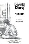 二手書博民逛書店 《Strider》 R2Y ISBN:0439148049