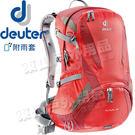 Deuter 34214-紅/暗紅  F...