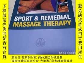 二手書博民逛書店Sports罕見and Remedial Massage TherapyY16136 By ( author