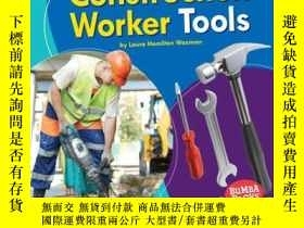 二手書博民逛書店Construction罕見Worker ToolsY34646