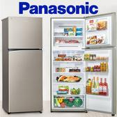 七月特價Panasonic 國際牌366公升 雙門冰箱 鋼板系列 NR-B370TV【公司貨保固+免運】