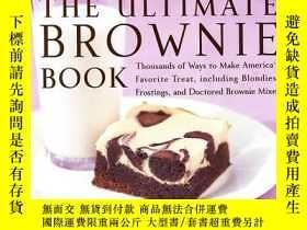 二手書博民逛書店The罕見Ultimate Brownie BookY255562 Weinstein, Bruce Harp