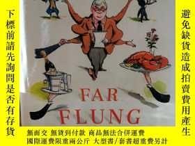 二手書博民逛書店一路吃來,一路寫:蘋果爵士的世界美食之旅罕見Far Flung