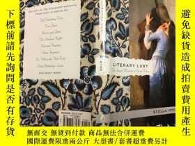 二手書博民逛書店Literary罕見Lust: The Sexiest Mome