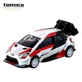 【日本正版】TOMICA PREMIUM 10 豐田 YARIS WRC Toyota 賽車 玩具車 多美小汽車 - 173120