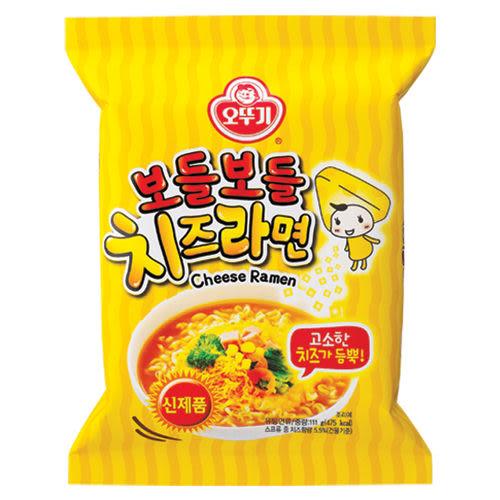 韓國泡麵 OTTOGI不倒翁 起司拉麵 單包入
