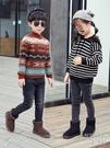 兒童雪地靴女童鞋子冬季棉靴加絨加厚防水男童棉鞋保暖寶寶冬鞋  京都3C