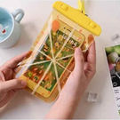 夏日水果 可觸控防水套-隨機出貨 手機防水袋 適用5.5吋以下手機