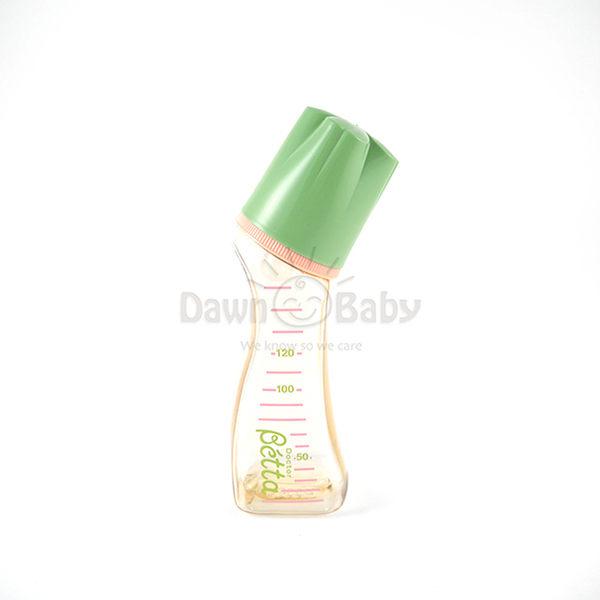 日本Betta手作防脹氣奶瓶-Brain S2-120ml (PPSU)