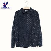 American Bluedeer-點點襯衫