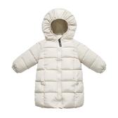 一件79折免運 兒童羽絨棉服加厚中長版男童棉衣女童棉襖嬰幼兒寶寶童裝