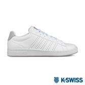 K-Swiss Court Casper S休閒運動鞋-男-白/灰
