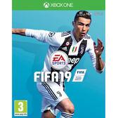 [哈GAME族]免運費●新增歐洲冠軍聯賽模式●Xbox One FIFA 19 亞版 中文版 國際足盟大賽 19 9/28發售