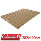 【Coleman 美國 充氣睡墊 282*190*14 】CM-N608JM000/獨立筒/充氣睡墊