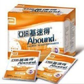亞培 基速得Abound 香橙口味(30包/盒)  [仁仁保健藥妝]