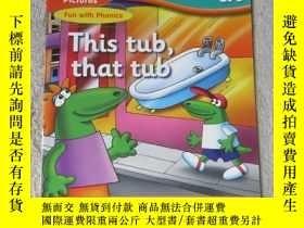 二手書博民逛書店This罕見tub,that tub(Words and Pic