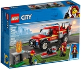 【LEGO樂高】CITY 消防隊長救援卡車 #60231