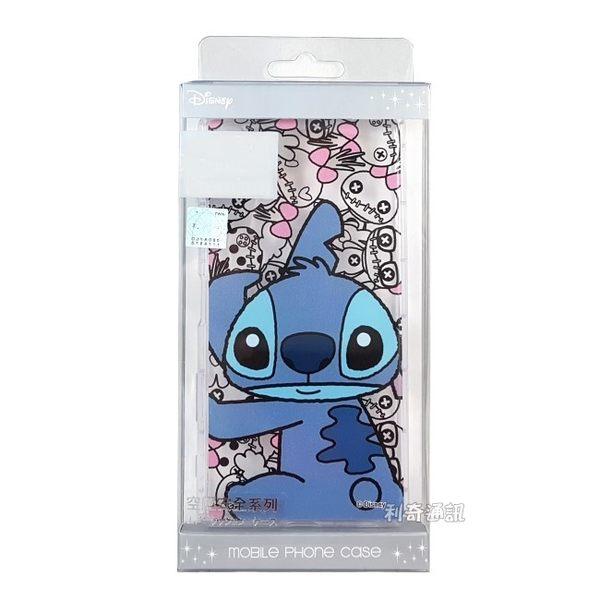 迪士尼空壓透明軟殼 [主題] 史迪奇 HTC 10 (One M10)【Disney正版授權】