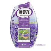 asdfkitty可愛家☆日本製 愛詩庭 雞仔牌 室內空間芳香除臭劑-400ML-消臭力-薰衣草款