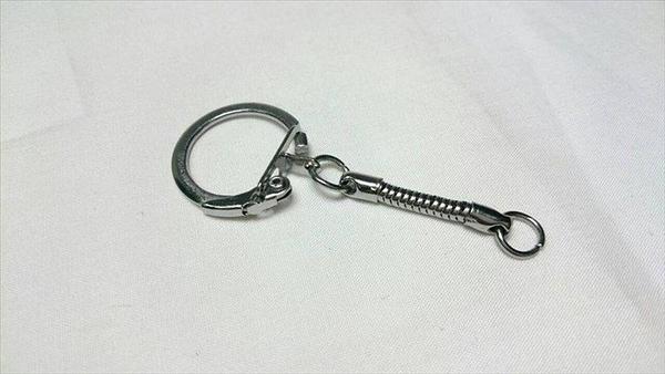 【蛇鍊扣鎖圈 4入裝 57-93】157930鑰匙圈 鑰匙扣【八八八】e網購