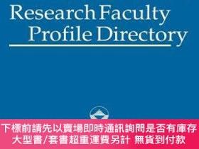 二手書博民逛書店預訂Air,罕見Waste, And Environmental Research Faculty Profile