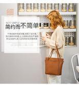 包包單肩包簡約大容量手提包女大包斜跨百搭托特包潮    3C優購