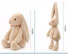 兔毛絨玩具可愛兔子公仔