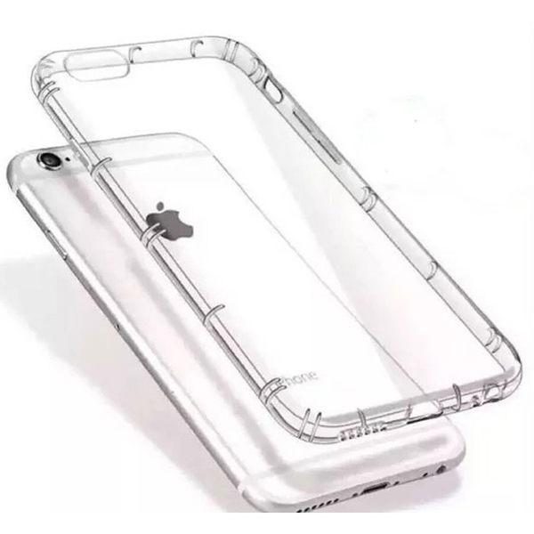 【CHENY】iphone5/5s iphone6/6s/plus 加厚版手機殼保護殼透明殼防撞殼防摔殼四角防護