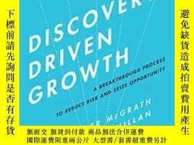二手書博民逛書店Discovery-driven罕見GrowthY255562 Rita Gunther Mcgrath Ha