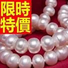 珍珠項鍊情人節禮物飾品質感俏麗-細緻格調璀璨母親節禮物首飾53pe2【巴黎精品】