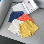 寶寶短褲可開檔純棉薄款嬰兒褲