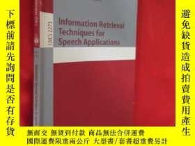 二手書博民逛書店Information罕見Retrieval Technique