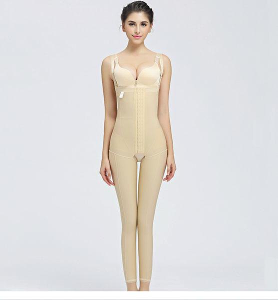 產後束身褲夏季收腹褲超高腰 纖大腿褲提臀束腰7分美體內褲  - janm004