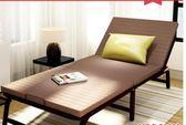 折疊床 簡易折疊床單人床家用午睡雙人拆疊鐵行軍陪護辦公室躺椅成人午休 MKS霓裳細軟