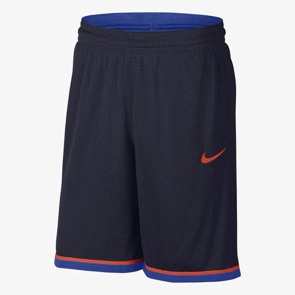 Nike Dri-FIT Classic 男裝 短褲 籃球 訓練 休閒 透氣 深藍 【運動世界】 AQ5601-451