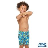 【南紡購物中心】ZOGGS 幼童《魚世界》及膝泳褲